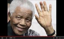 ENGAGEMENT. Le clip et la chanson-hommage de Fabell pour Nelson Mandela. Emotion.