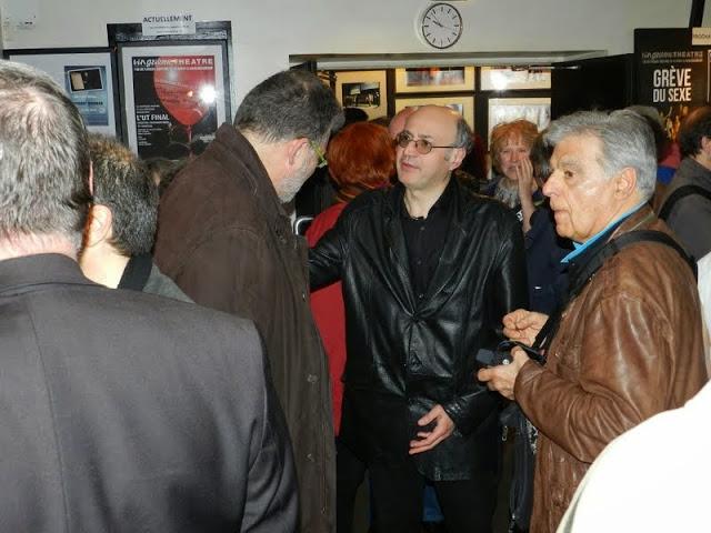 Pierre Martial, producteur militant et organisateur des concerts de Fabell © Rouge Orange