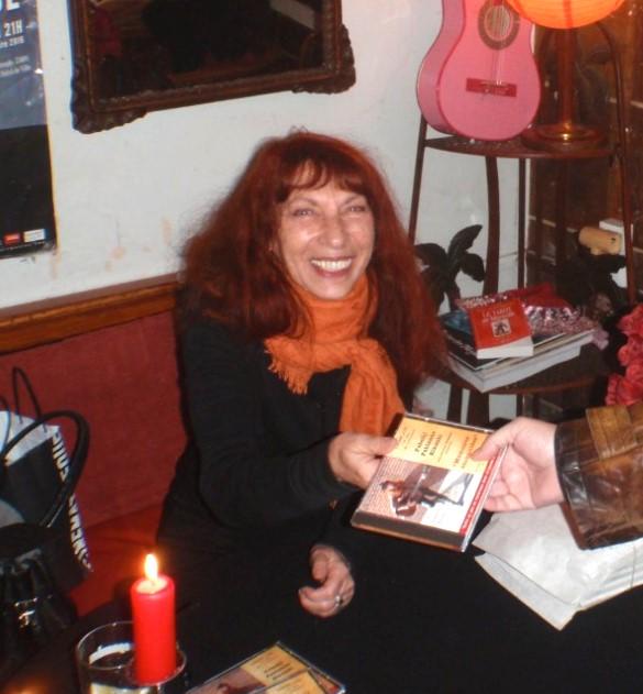 """EVENEMENT. Le nouveau CD live collector """"Mémoires enchantées"""" de Fabell/Fabienne Elkoubi est sorti! Et il fait tellement de bien en ces temps difficiles..."""