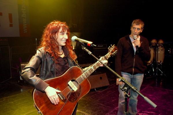 Fabell au Zénith de Paris avec Nagui - German Guzmann