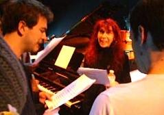 Avec Renan Luce, en concert en Belgique